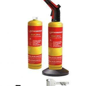 Pack super fire+boquillas+deflector Rothenberger