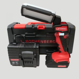 Pack supertronic+lampara LED Rothenberger