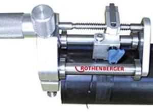 Pelatubos mecanico para tubos Rothenberger